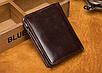 Мужской портмане кожаный, фото 2