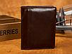 Мужской портмане кожаный, фото 3