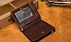 Мужской портмане кожаный, фото 4