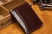 Мужской портмане кожаный, фото 5