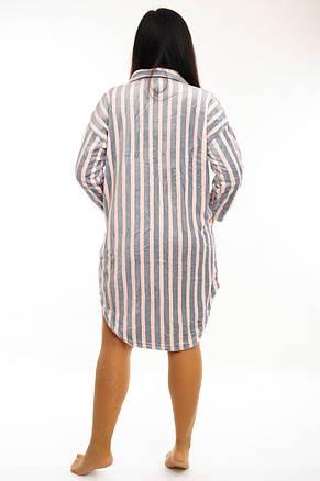 Теплый махровый халат, фото 2