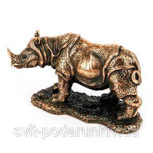 Статуэтка носорог - фото