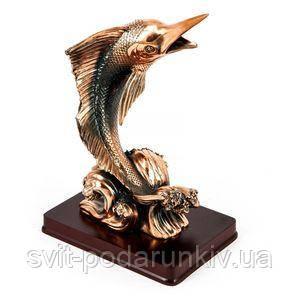 Статуэтка рыба меч - фото