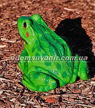 Садовая фигура Лягушка тростниковая, фото 3