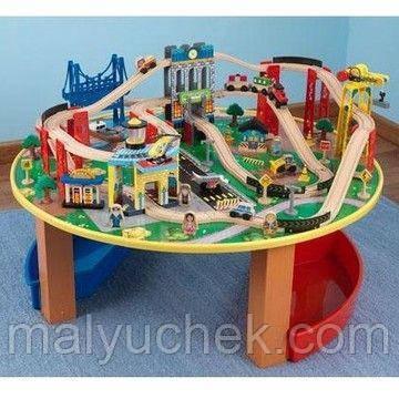 Игровой стол KidKraft 17985 «City Explorer»