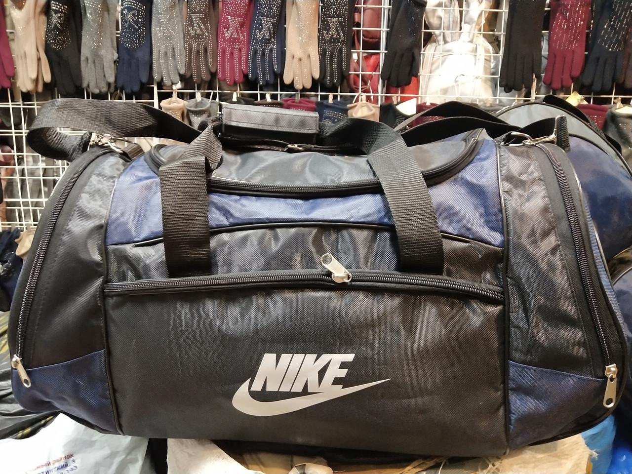 (35*60-Средне)Спортивная дорожная сумка nike 1680d только оптом