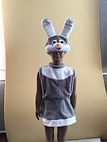 Детский карнавальный костюм Зайки 3-5 лет, фото 1