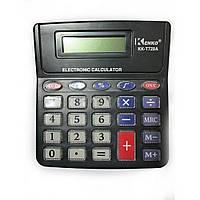Калькулятор для учебы и работы Kenko 729 / 8819A / 8828, компактный, простой, с музыкой, 8 разрядов, Китай