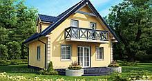 Проект дома uskd-03