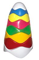 Игрушки развивающие.Детская яркая пирамидка.Игрушки и детские товары.