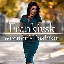 Облягаюче жіноче класичне плаття Valia