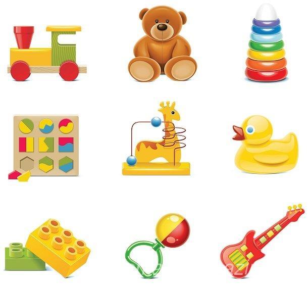 Игрушки для новорожденных и малышей