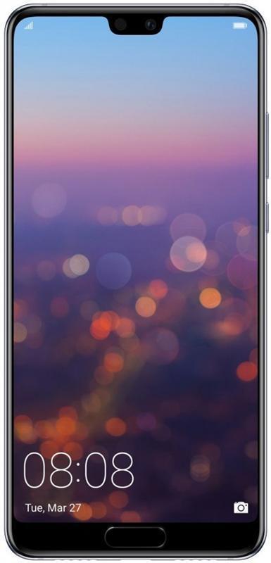 Смартфон Huawei P20 4/64GB Dual Sim Twilight Purple