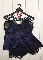 Изысканный  женственный  комплект майка и шорты  , фото 1