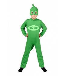 Детский карнавальный костюм ГЕККО, ГЕРОИ В МАСКАХ для мальчика 4,5,6,7,8,9 лет, новый маскарадный костюм ГЕККО
