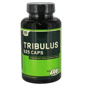 Тестостероновый бустер Optimum Nutrition Tribulus 625 Mg. (100 капсул.)