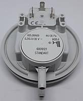 Датчик давления воздуха вентилятора Huba Control 44/36 Pа, фото 1