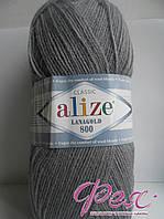 Пряжа для вязания Alize Lanagold 800 ( Ализе Ланаголд ) №348