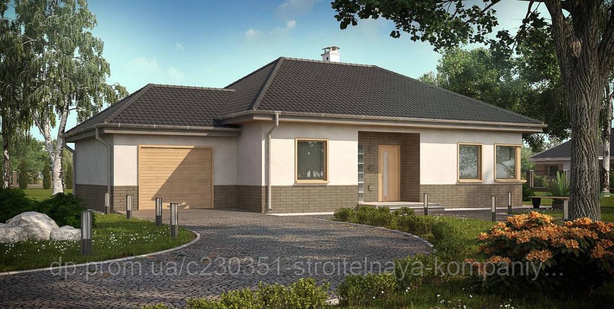 Проект дома uskd-05