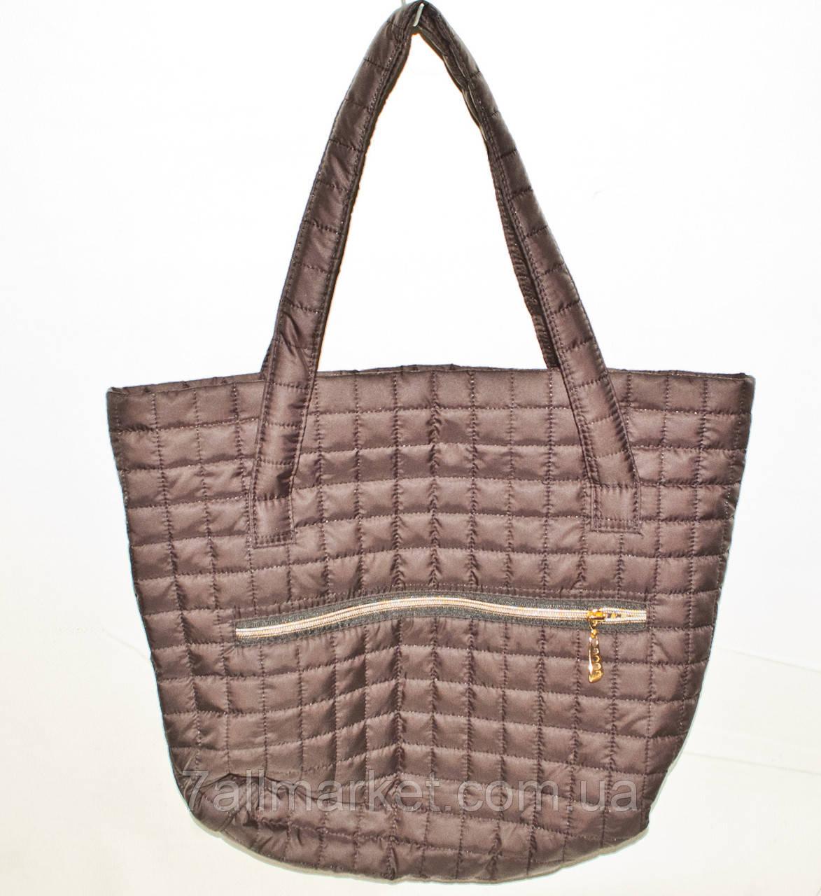 c8ebfd5f125c Сумка-шоппер женская стеганая стильная, размеры 40*30 (5 цветов) Серии