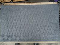 Коврик резиновый серый