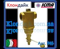 Icma Фильтр для закрытых систем отопления и кондиционирования 1 1/4