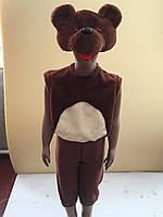Детский карнавальный костюм Медвежонка 3-5 лет, фото 1