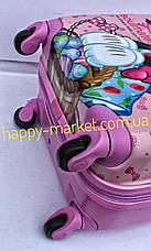Чемодан детский дорожный качество Люкс ручная кладь Josepf Ottenn Микки маус 16-FX-25, фото 2