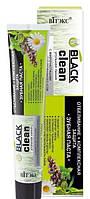 Зубная паста Отбеливание + комплексная защита, BLACK CLEAN