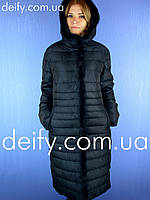 Пальто женское зимнее Qarlevar 6086 (Разм. 48-58) пуховики Mishele 8d70a027d526f