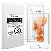 Защитное стекло Spigen для iPhone 6S Plus/ 6 Plus (SGP11786), фото 1