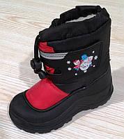 Сапожки зимние для мальчика ТМ EeBb  8090, фото 1