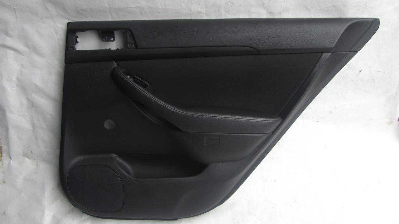 6701005130B0 Карта двери под мех стеклоподъемник задней правой Toyota Avensis T250 2003-2008