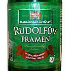 """Лечебная минеральная вода """"Рудольфов прамен"""" 1,5 литра, фото 3"""