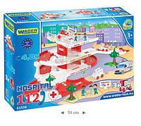 Парковка гараж Скорая помощь Wader 53330, фото 1