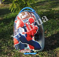 Детские чемоданы на 2 колесах Человек паук, фото 1
