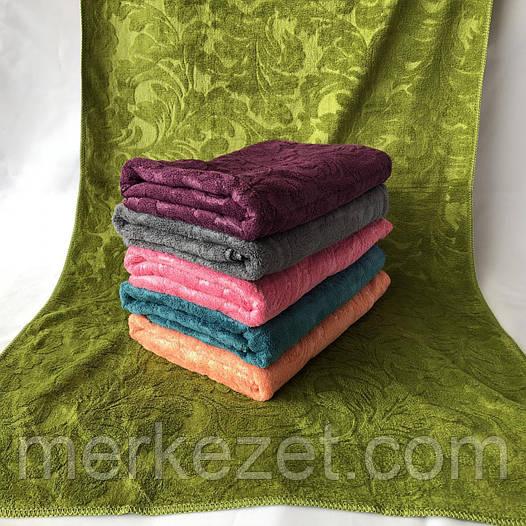 """Полотенца. Полотенце микрофибра """"Жизель"""". Метровые полотенца"""
