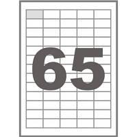 Этикетка самоклеящаяся TAMA A4 65*500 (12796)