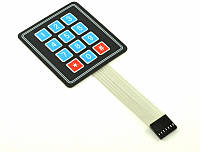 Матрична клавіатура 4x3