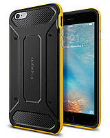 Чехол Spigen для iPhone 6s Plus / 6 Plus Neo Hybrid Carbon, Reventon Yellow , фото 1