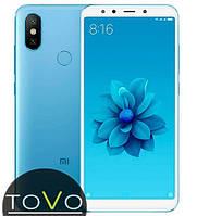 Xiaomi Mi A2 4/32Gb BLUE (Global) Мобильный телефон смартфон