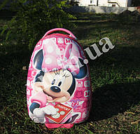 Детские чемоданы на 2 колесах Минни Маус , фото 1