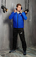 Мужской зимний костюм на синтепоне,размер 48,50,52,54