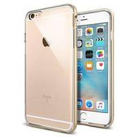 Чехол Spigen для iPhone 6s Plus / 6 Plus Neo Hybrid EX, Champagne Gold, фото 1