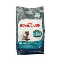 Royal Canin CAT 10 кг HAIRBALL CARE для выведения шерсти у кошек