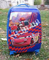 "Детский чемодан 16"" на колесах Макуин, фото 1"