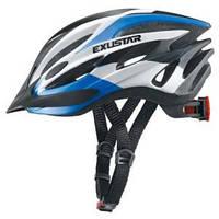 Шлем EXUSTAR BHM107 размер M/L 58-61 см голубой