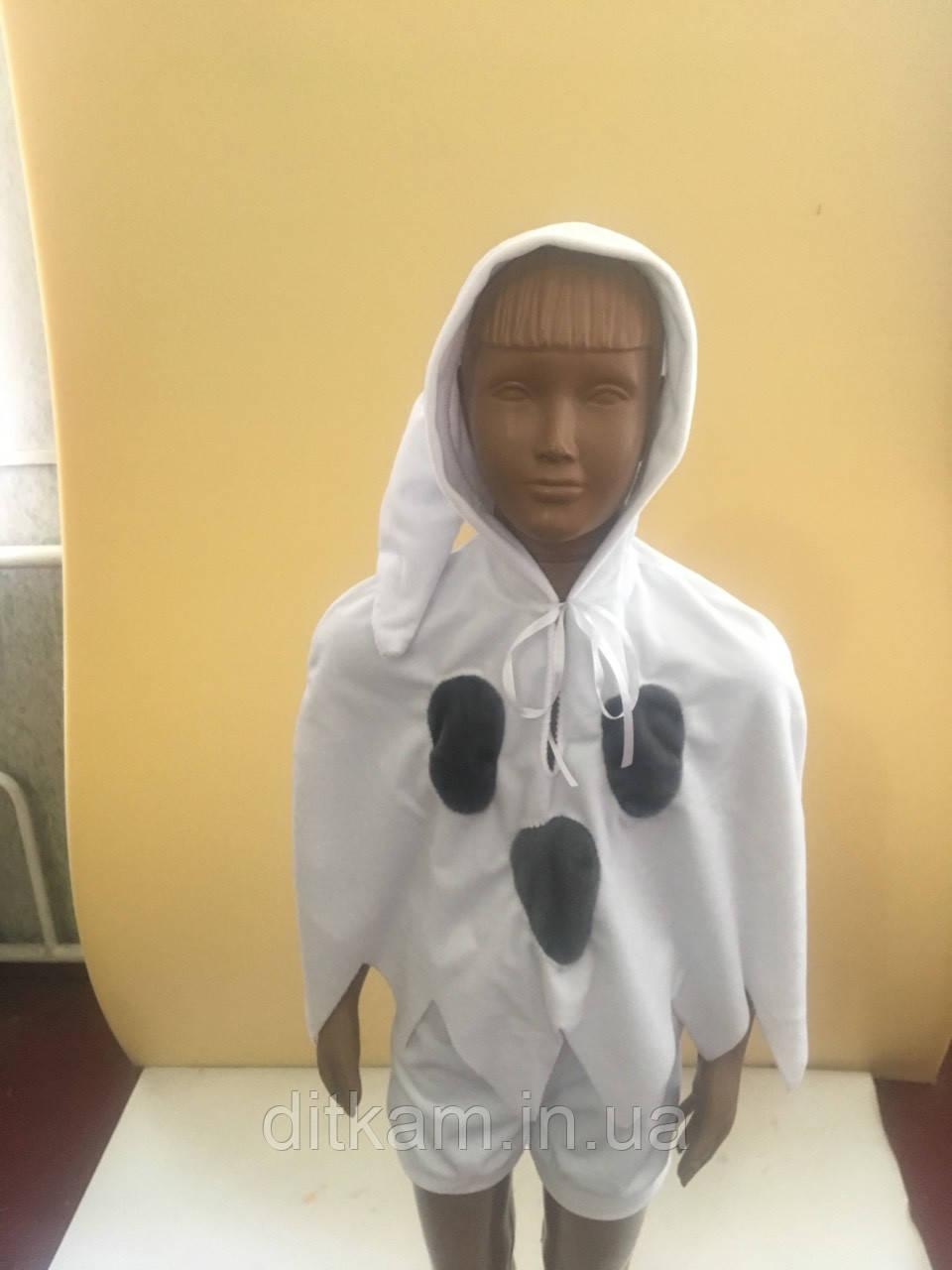 Детский карнавальный костюм Привидение 3-5 лет