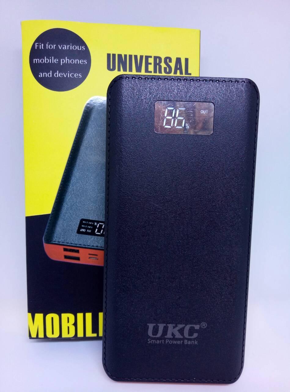 Power Bank  UKC M9 50000 (9600mA Реальная емкость аккумуляторов)