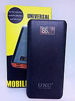 Power Bank UKC M9 50000 (9600mA Реальна ємність акумуляторів)